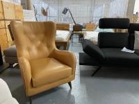 Nr. 25 I Angebot SALE % / Sessel / Leder / Lagerware sofort verfügbar