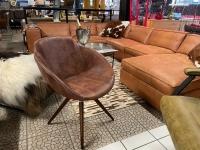 Nr. 15 I Angebot SALE % / Stuhl / Leder / Ausstellungsware sofort verfügbar