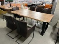 Nr. 31 I Angebot SALE % / Esstisch / Holz / Lagerware sofort verfügbar