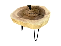 Nr. 55 I Couchtisch / Holz
